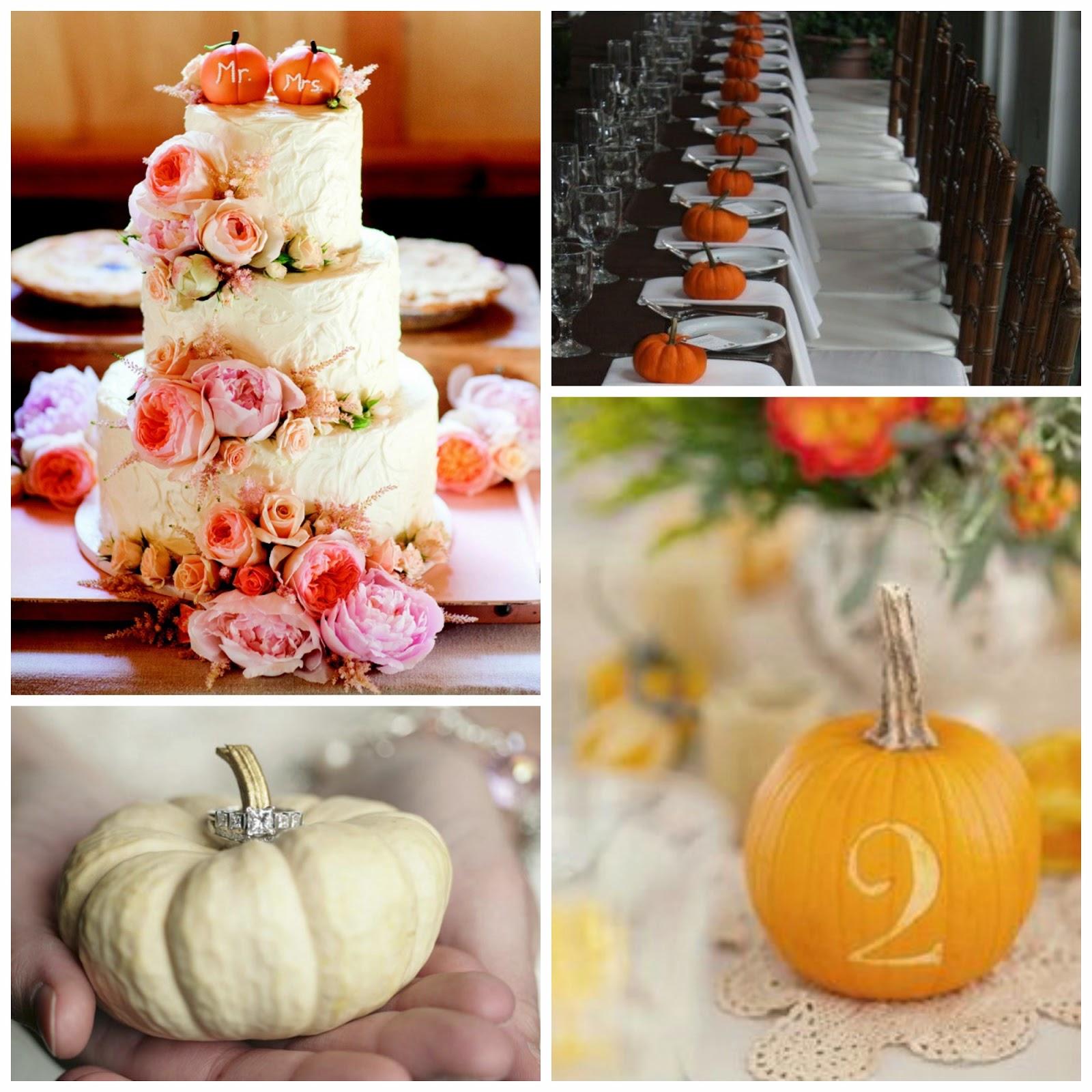 decora tu boda con calabazas blog bodas mi boda gratis