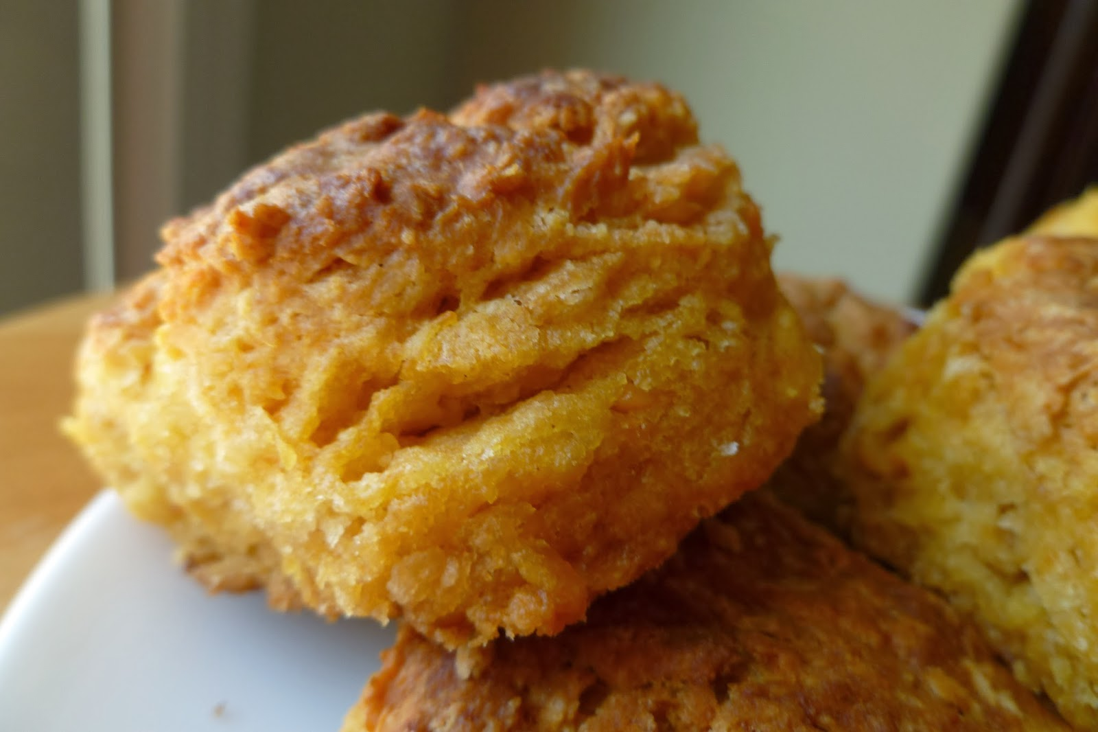 The Pastry Chef's Baking: Sweet Potato Biscuits