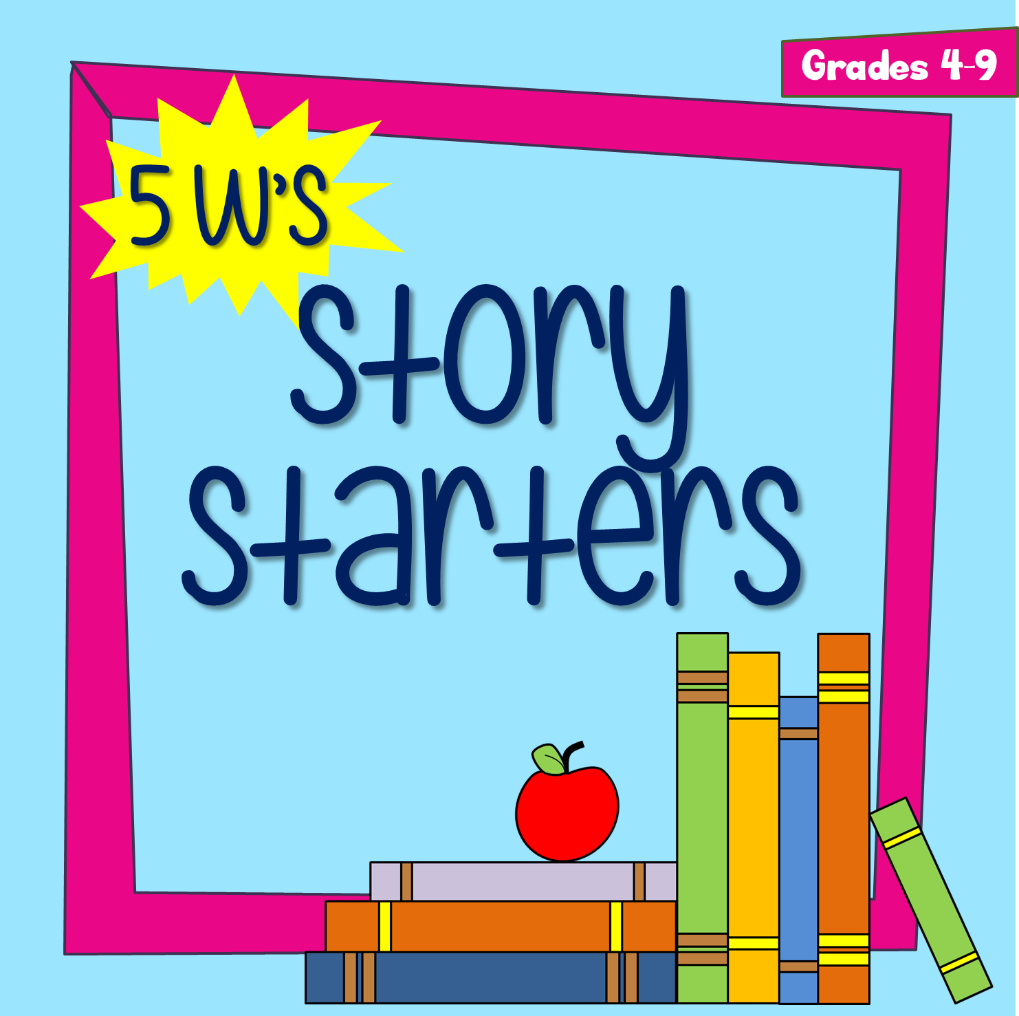 https://www.teacherspayteachers.com/Product/5-Ws-Story-Starter-Cards-1773174
