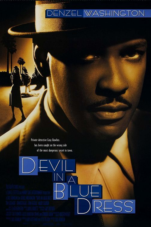 an analysis of walter mosleys devil in a blue dress There is powerful chemistry that comes to life through walter mosley's words opinion about the main character:  chapter analysis of devil in a blue dress.