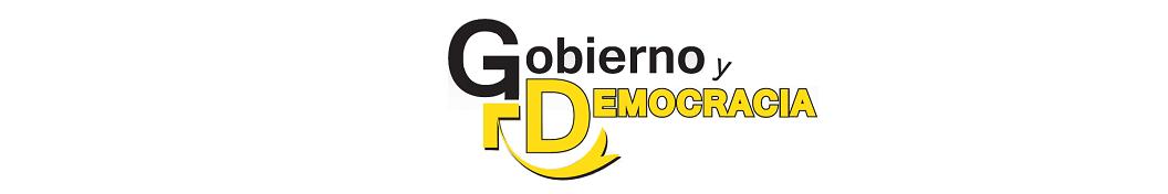 Revista Gobierno y Democracia