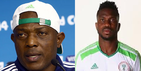 Breaking News: Coach Stephen Keshi and Captain Joseph Yobo Quit Super Eagles