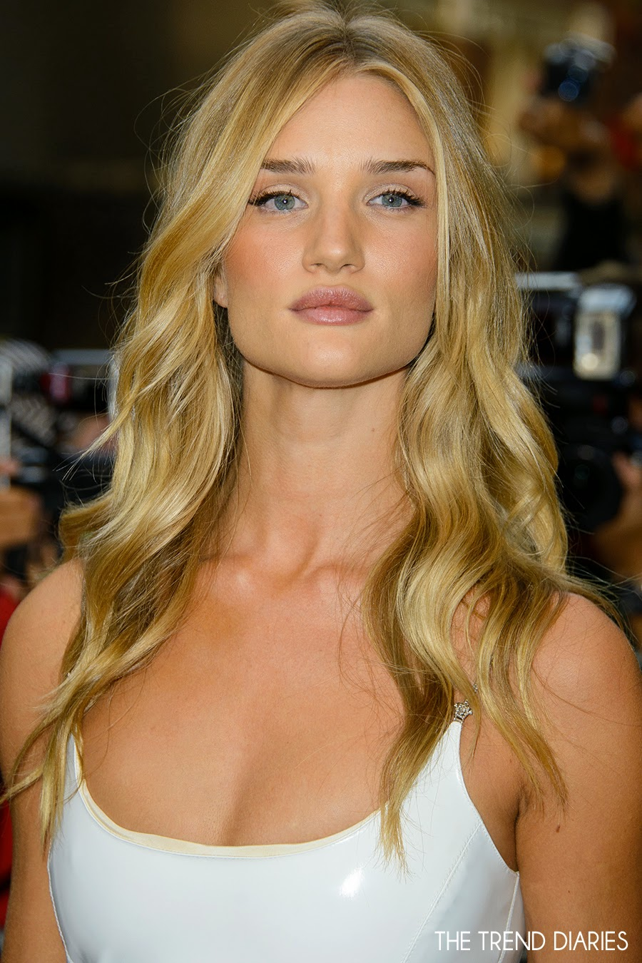 Matchless Rosie huntington whiteley hair the talented