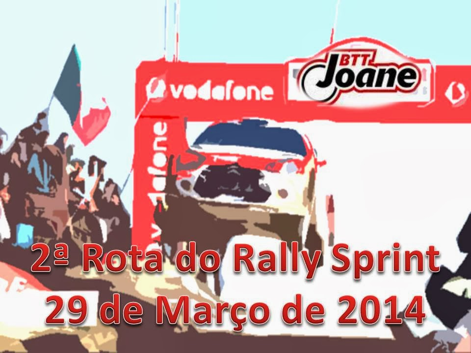 2º Rota do Rally