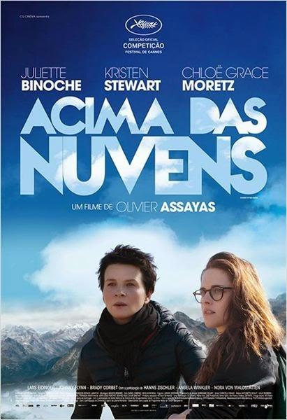 Filme Acima das Nuvens Dublado AVI BDRip