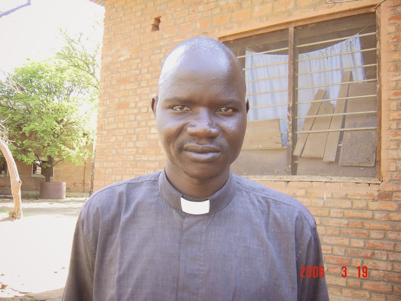 Secretary General of the Bishops Conference of Sudan