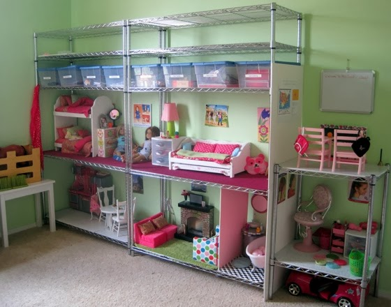 Great Make American Girl Doll House 560 x 440 · 67 kB · jpeg