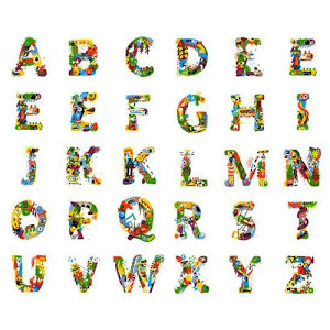 THE ZOO ALPHABET