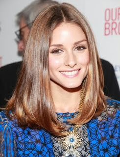 Holiday Hairstyles, Celebrities Holiday Hairstyles, Olivia Palermo