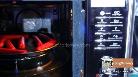 Samsung Smart Oven, by LivingMarjorney