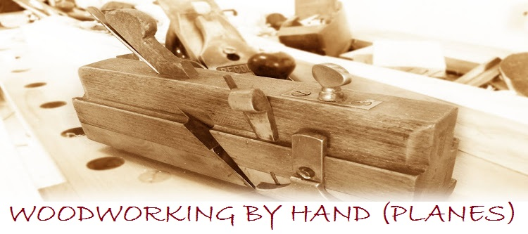 Woodworking by Hand