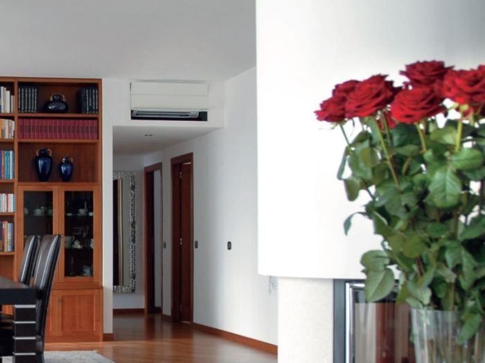 ocultar, camuflar el aire acondicionado homepersonalshopper