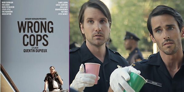 Wrong cops, película