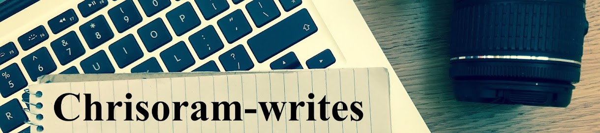 Chris Writes