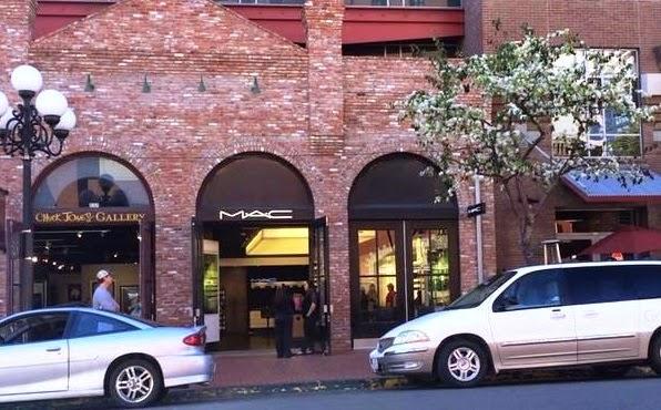 Loja MAC Maquiagem e Perfumes San Diego