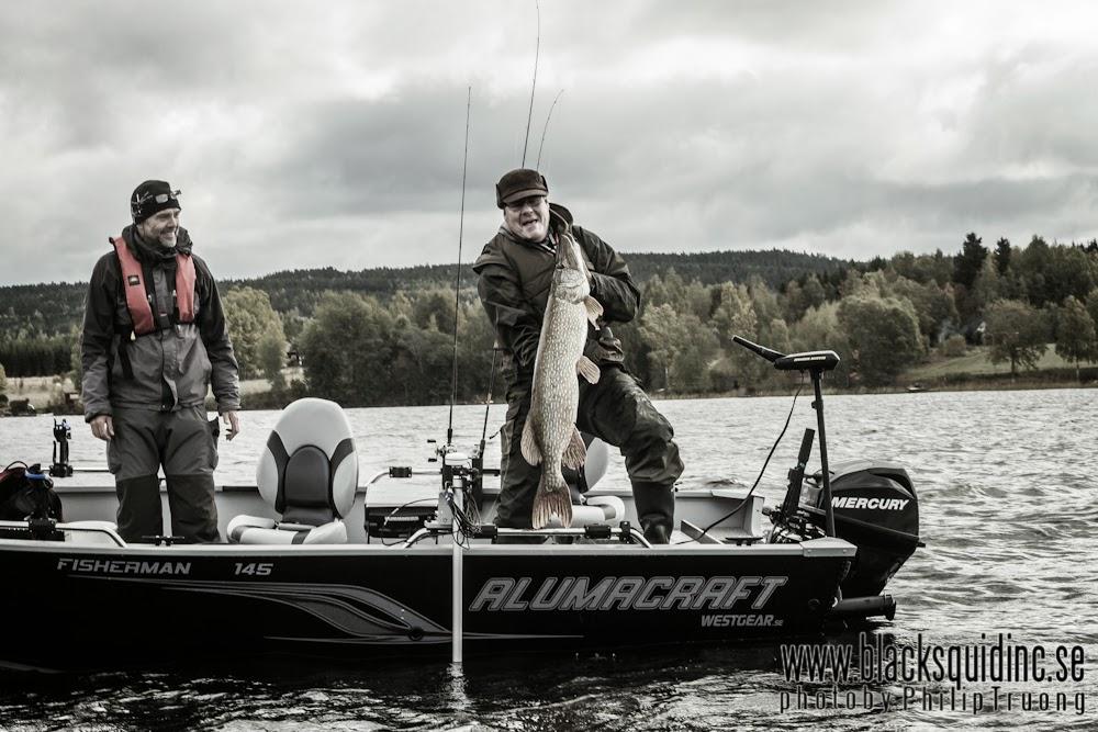 Båtrekord Gädda
