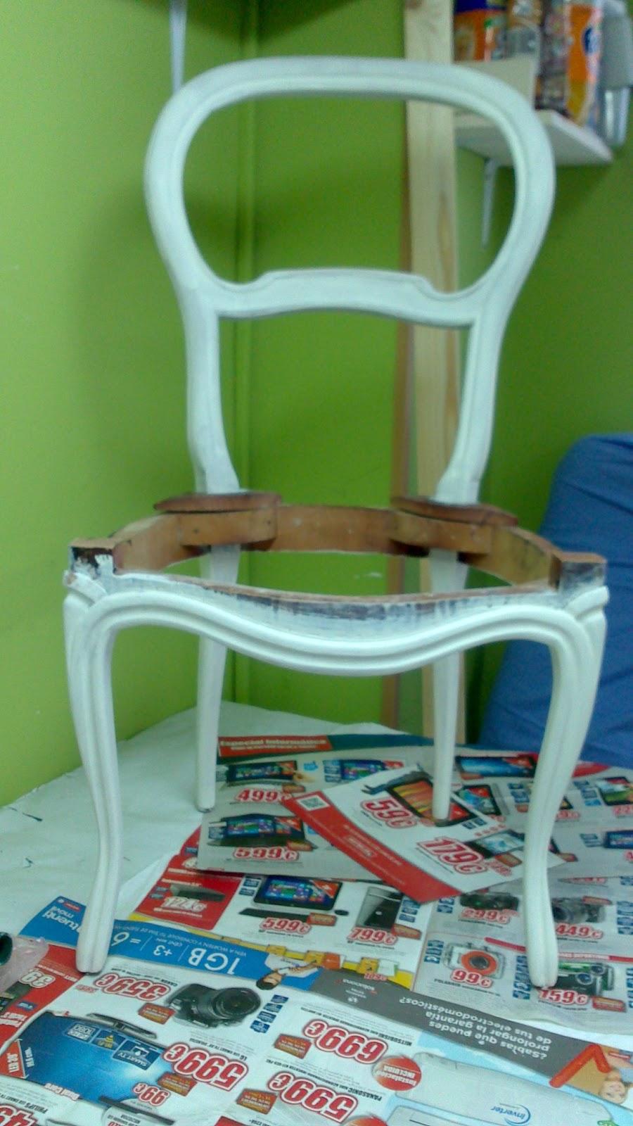 Restauraci n el palisandro restauraci n reconversi n y - Restauracion de sillas ...