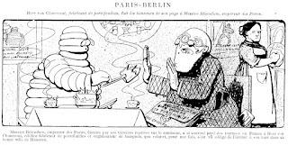 Bibendum Paris Berlin par O'galop - image 1