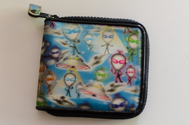 alien wallet