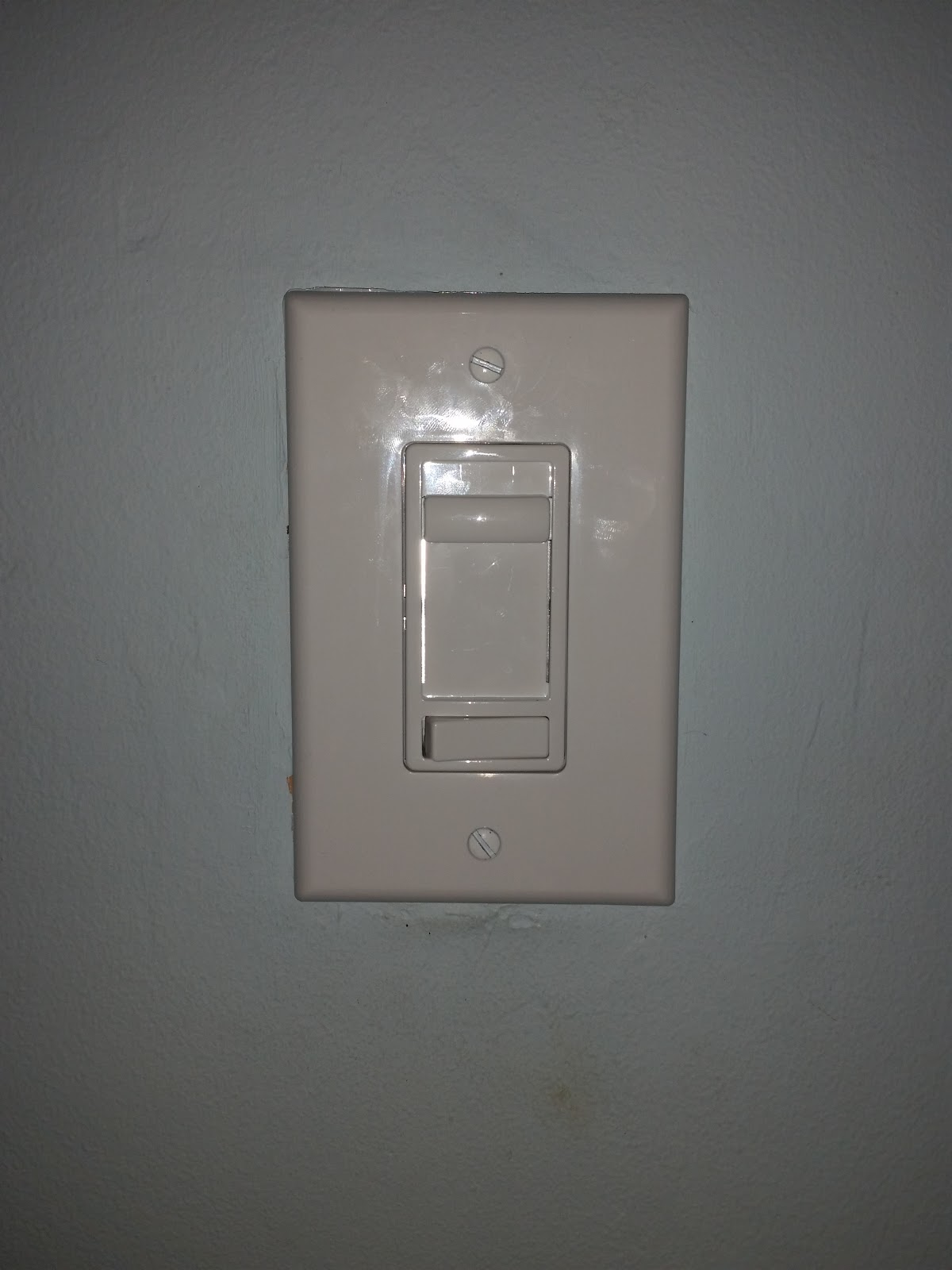 Amy in Egypt: Dimmer Switch
