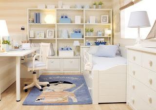 Mueble juvenil xikara for Dormitorio nina blanco