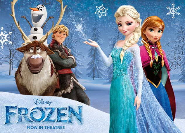 frozen movie disney animation hollywood english