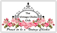 "Proud to be a ""Vintage Chick"""