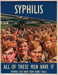 plakat syfilis