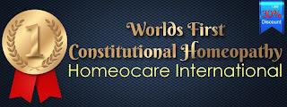 Homeocare International Logo