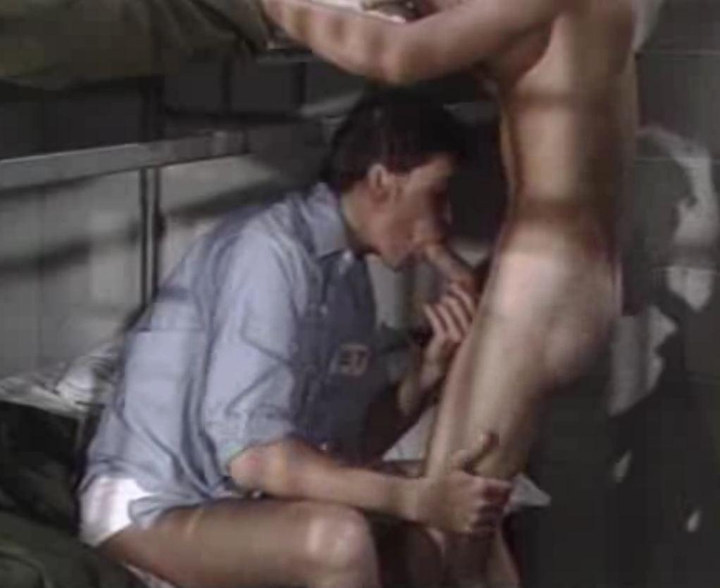army gay hard penis