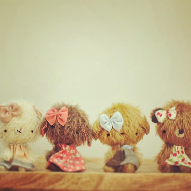 pocholines lelelerele en fila