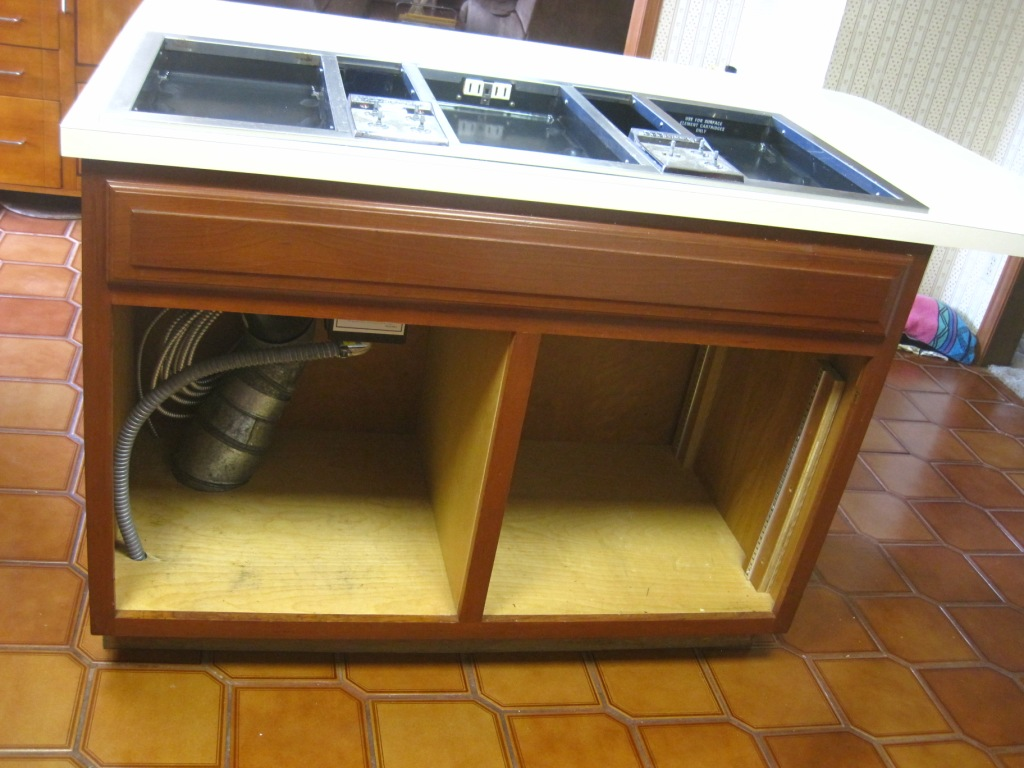 Countertop Stove Jenn Air : thing is to pull the cooktop. When we built, we installed a Jenn Air ...