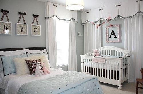 Desain Interior Kamar Tidur Bayi Terbaru