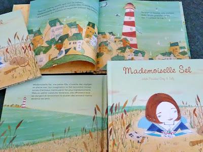 Mademoiselle Sel de Juliette Parachini-Deny et Isaly (Des ronds dans l'O, juin 2012) - Voir la présentation