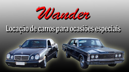 WANDER  VEICULOS P/ CASAMENTOS