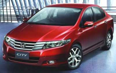 New Honda City Facelift To Release On October 2011 in Thailand and To Hit India On January 2012