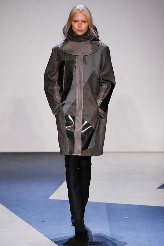 Helmut Lang fall winter 2013