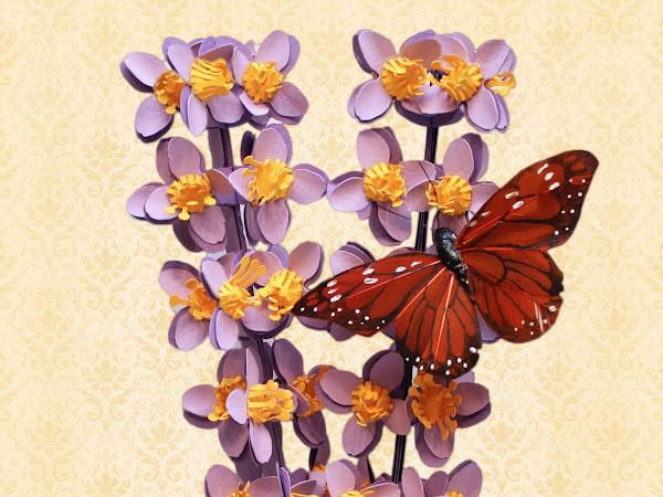 Spring Flowers by Jamie Cripps