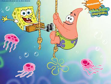 #4 Spongebob Squarepants Wallpaper
