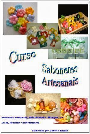 E-Book Sabonetes Artesanais