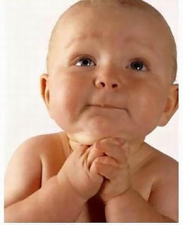 syukur, redha, pasrah, baby, comel, doa, tadah, tangan, alhamdulillah