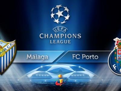 Malaga vs Porto