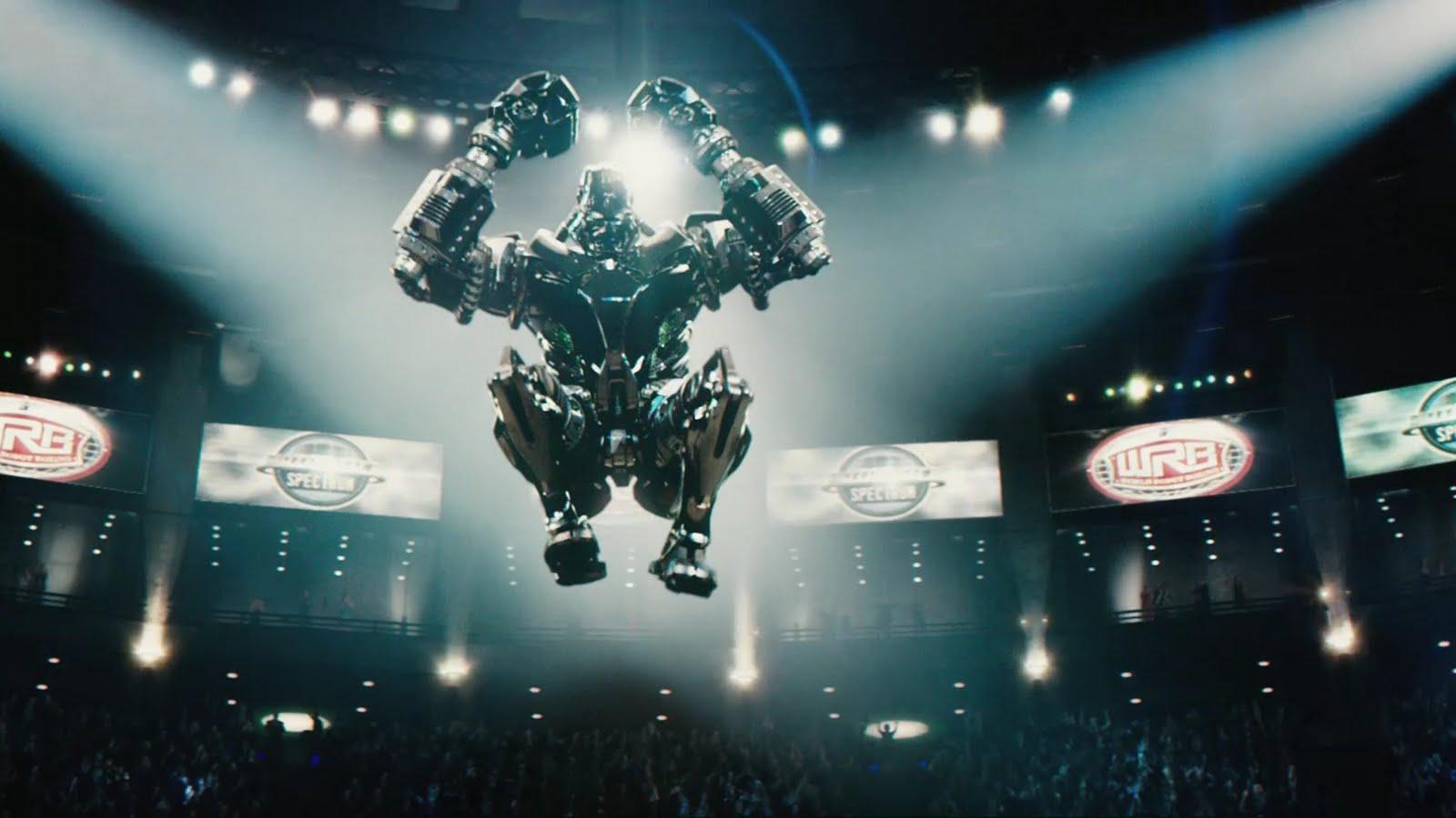 movies real steel 2011