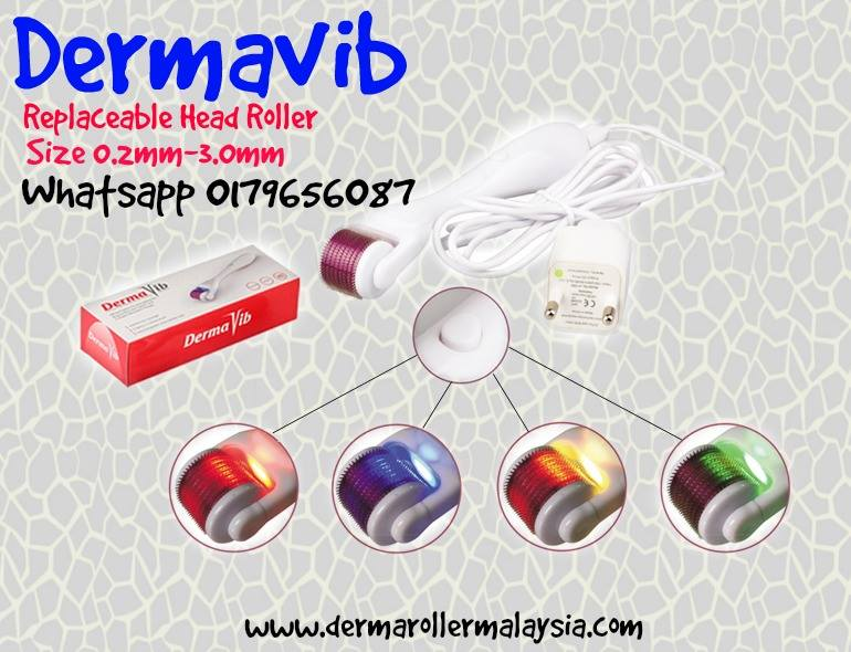 DERMAVIB DRM + LED LIGHT