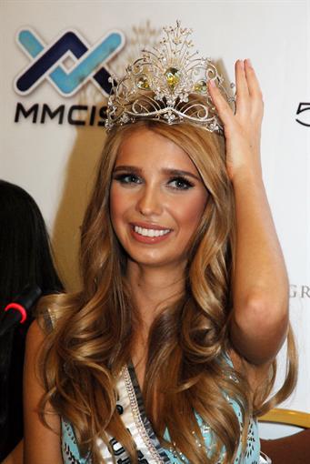 Miss Ukraine Universe 2012 Anastasia Chernova