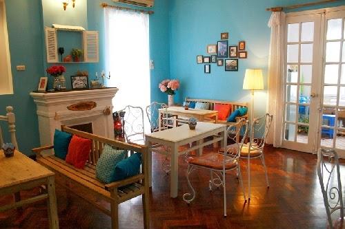 Quán Unicorn's home - Cafe Teen