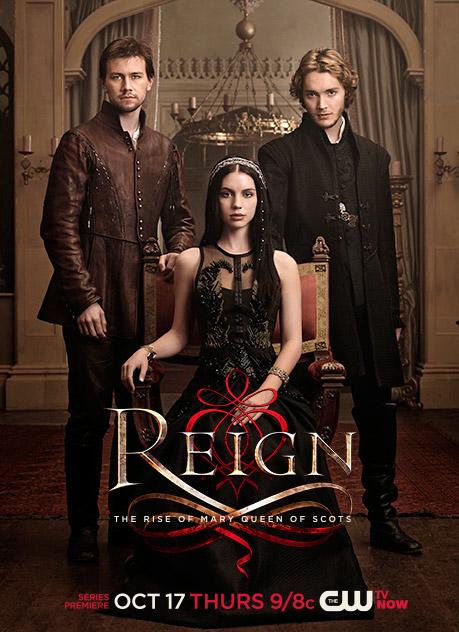 Assistir Reign - Série / 4 Temporadas