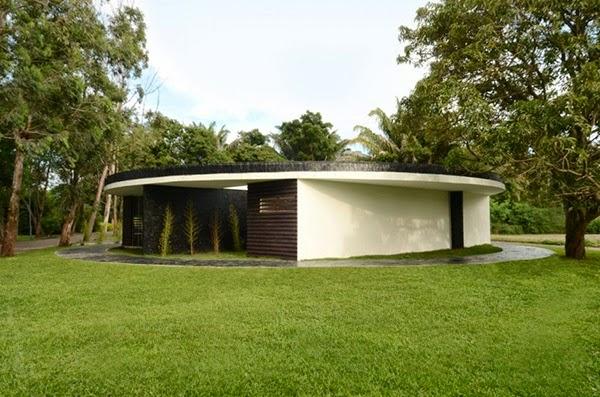 Fachadas de casas modernas fachadas de casas modernas en for Casa la mansion santa cruz bolivia