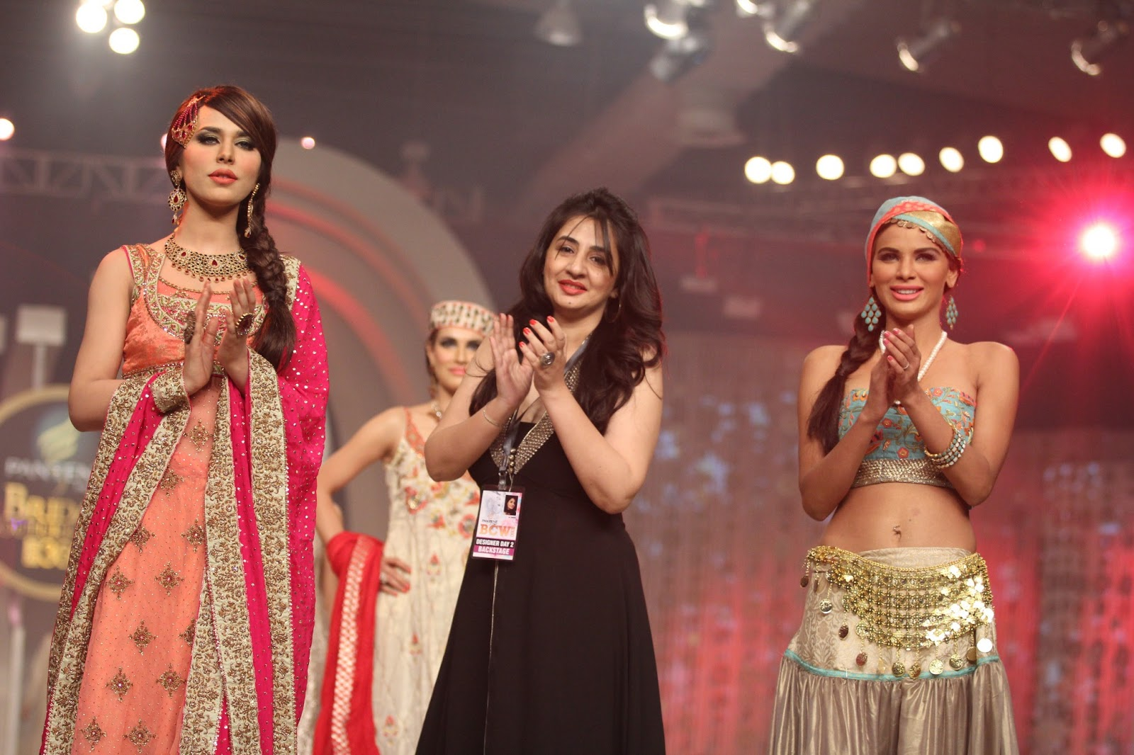 Pantene pakistan fashion week 16
