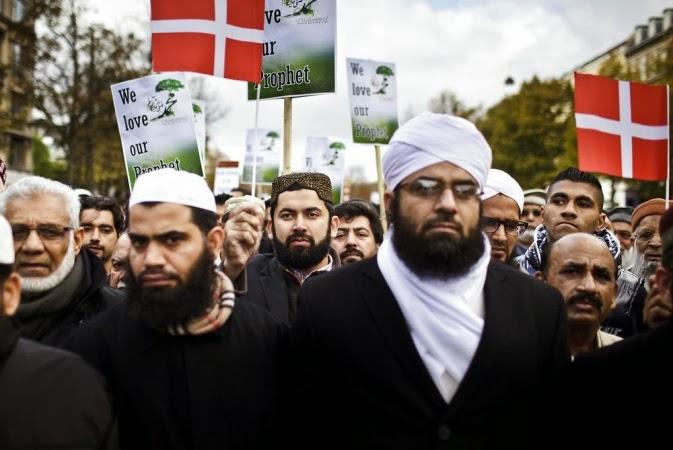 Politikus Muslim Denmark Dukung Pelarangan Burqa